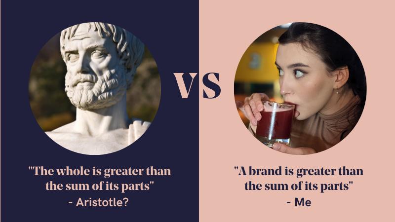 Brand philosophy, Aristotle branding, branding agency